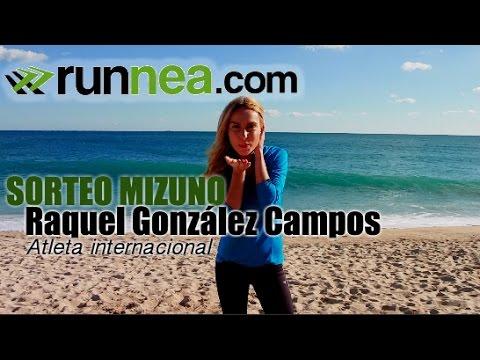 Raquel González Campos sortea unas Muzuno Wave Sayonara 2 por su cumpleños