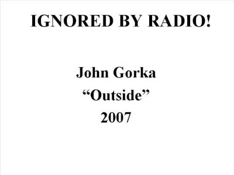 John Gorka - Outside