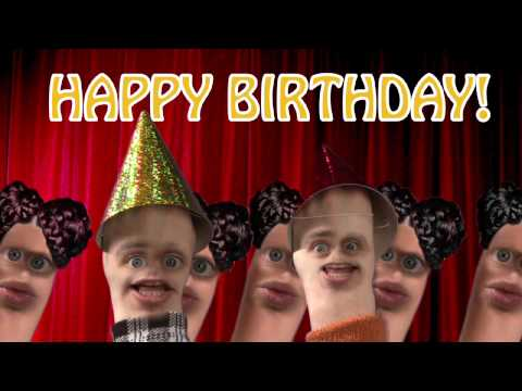 Happy Birthday! video