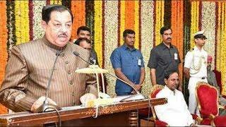 Mumtaz Ahmed Khan Taking Oath As Pro Tem Speaker | @ SACH NEWS |