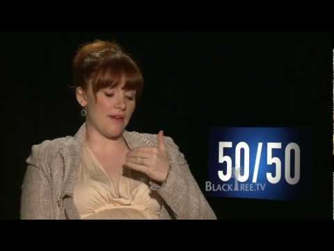 Bryce Dallas Howard on 50/50