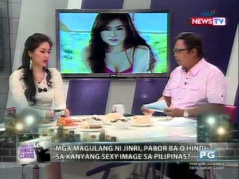 Tonight with Arnold Clavio: Korean radio DJ Jinri Park, gustong makapangasawa ng Pinoy