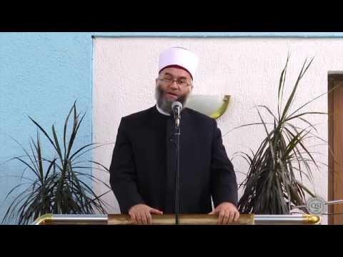 Mësimet e Ashuras - Ekrem Avdiu - HUTBE
