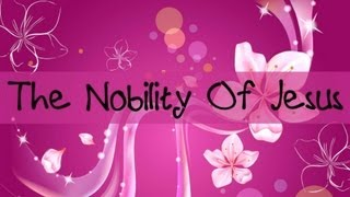 The Nobility Of Jesus? Kinetic Typography ? Ustadh Nouman Ali Khan ? The Daily Reminder