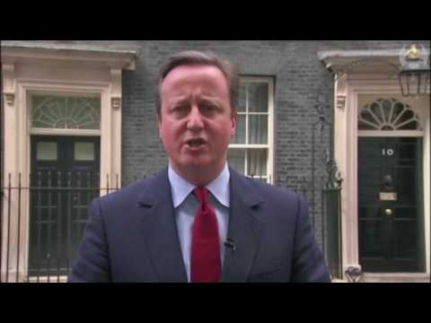 Theresa May will become 76th British prime minister, confirms David Cameron