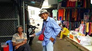 Gặp lại sư phụ bán Vé Số Bá Đạo | Hồ Thanh Vlogs