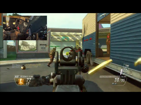 Black Ops 3 Official Gameplay Images & Multiplayer Gameplay News (Call Of Duty Black Ops 3)