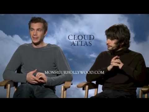 Ben Whishaw James D'Arcy interview by Monsieur Hollywood
