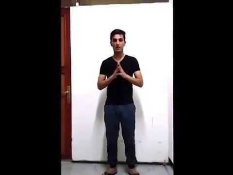 Mohammed Assaf Rubble Bucket Challenge محمد عساف - تحدي #دلو_الركام