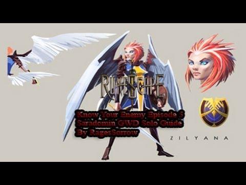 Runescape 3 EoC  Know Your Enemy #5 – Saradomin GWD Solo Guide W/ Magic By RagesSorrow