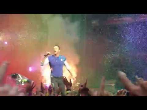 Coldplay - A Head Full of Dreams Amsterdam 24-06-2016