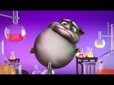 Talking Tom Shorts – Ultra Marathon (All Episodes)