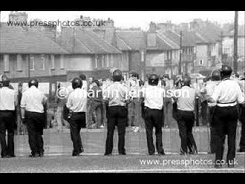 Angelic Upstarts - Police Oppression