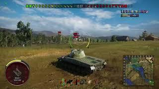 World of Tanks-PS4- tier 8 German mutz