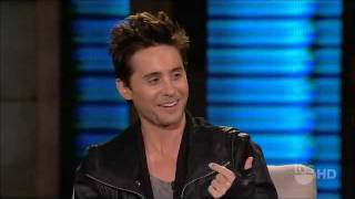 30 Seconds to Mars Video - 30 SECONDS TO MARS New Funny Moments  2011 (3)