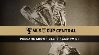 Portland Timbers vs Atlanta United Pregame Show | MLS Cup Central