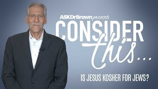 Video: Jesus was a Jew. Jesus is Kosher for Jews, Gentiles and the entire world - Michael Brown