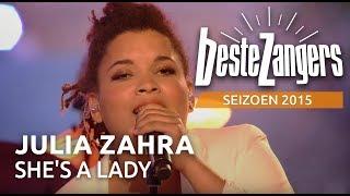 Julia Zahra - She's a lady - De Beste Zangers van Nederland