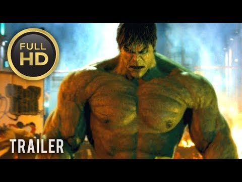 🎥 THE INCREDIBLE HULK (2008) | Full Movie Trailer In HD | 1080p