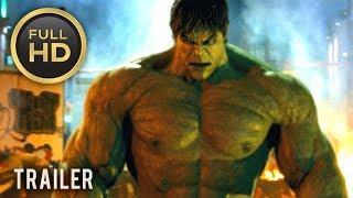 🎥 THE INCREDIBLE HULK (2008)   Full Movie Trailer in HD   1080p
