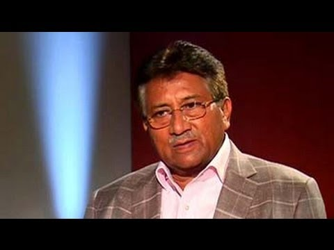 India should have a bigger heart, Pervez Musharraf tells NDTV