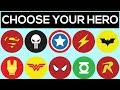 Take the Superhero Test to accurately reveal your Mental Age