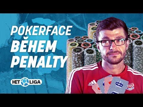Videodotazník - Jak se hráči tváří při zahrávání penalt?