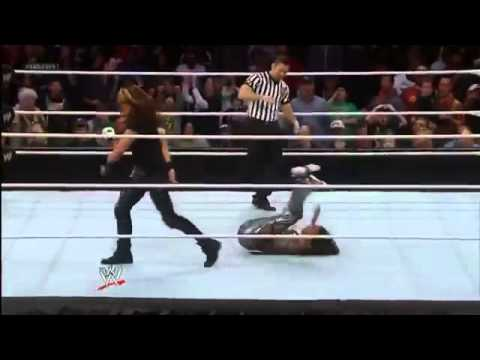 Tamina Snuka Finisher - Savate Kick Image 1