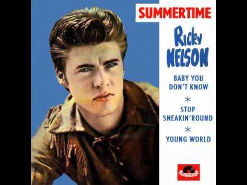 Ricky Nelson - Summertime