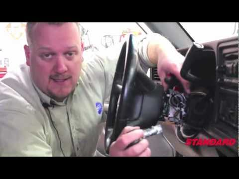 Ignition Lock Cylinder Replacement (late model GM Trucks)