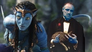 James Cameron Compares AVATAR Sequels To The Godfather