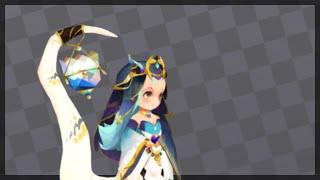 Skill Animation - Misa [ Sdorica -mirage- ]