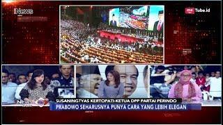 "Tanggapan Ketua DPP Perindo Terkait Pernyataan ""Prabowo Kalah, Indonesia Punah"" - iNews Sore 18/12"
