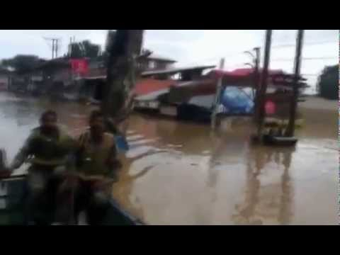 Flood Rescue Operation Conducted by Indian Army in Kashmir