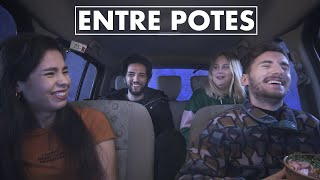 LE CORPS - ENTRE POTES #1 (feat Coucou Les Girls, Charlie Danger, Omar Mebrouk) • leLive