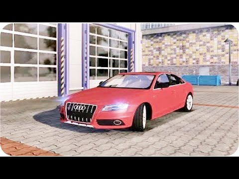 Audi S4 Tuning ETS2 + Interior +Download (Euro Truck Simulator 2)