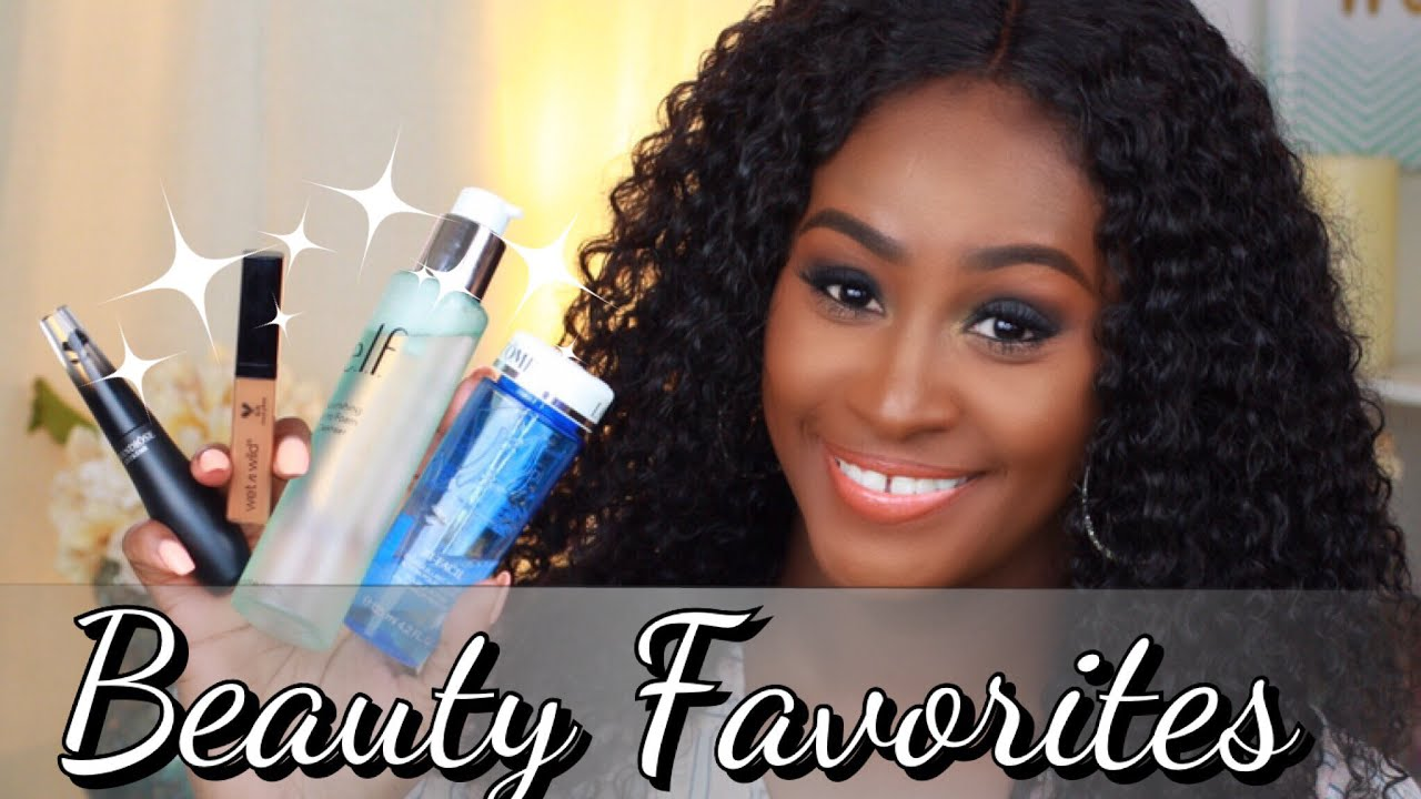JUNE 2017 BEAUTY & HAIR FAVORITES & HELL NOOOOS | Shlinda1