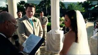 Dreams Punta Cana Wedding 2011 Ceremony and Get Ready