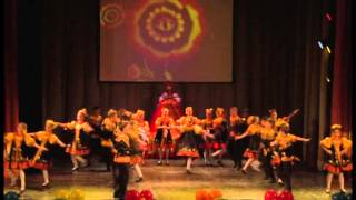 Ural Children Dance Group (Chelyabinsk, Russia), part 2