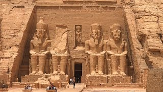 Ancient Monuments of Egypt in 4K Ultra HD