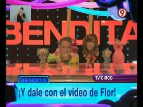 Bendita Tv 2013 Florencia Pe ña Video - Dale la Tarde