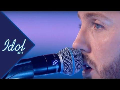 James Arthur - Say You Won& 39;t Let Go Swedish Idol 2016 (tv4)