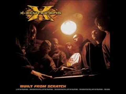 X-ecutioners - Feel the Bass