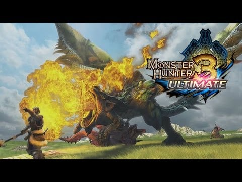 IGN Reviews - Monster Hunter 3 Ultimate Review