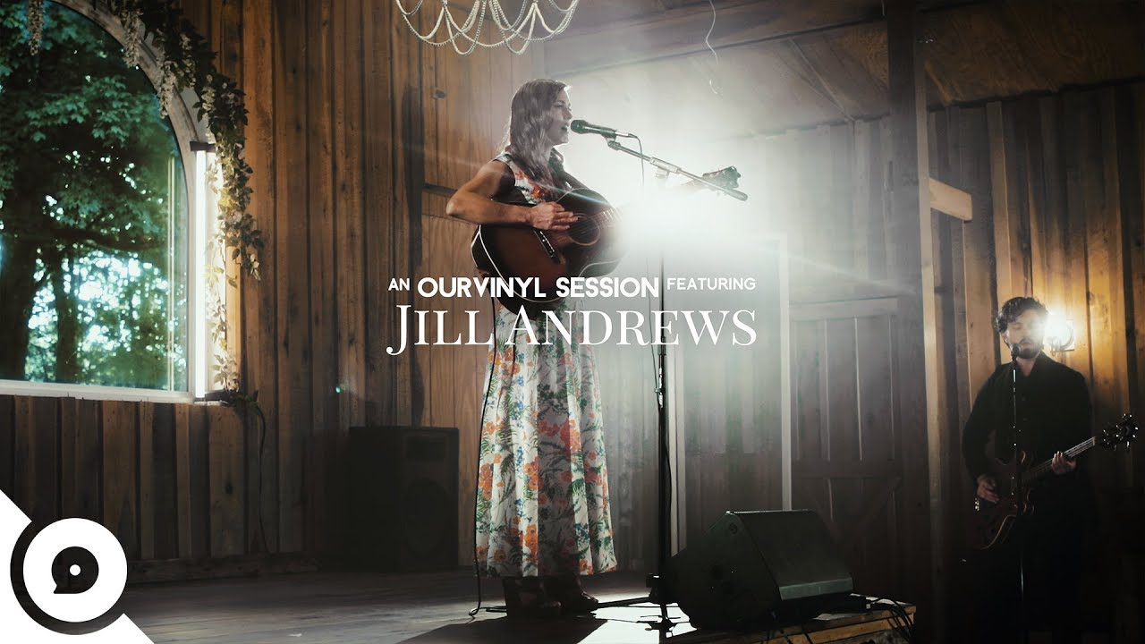 "Jill Andrews - 「OurVinyl Sessions」にて""The Way To Go""を披露 ライブセッション映像を公開 新譜「Thirties」2020年3月27日発売予定 thm Music info Clip"