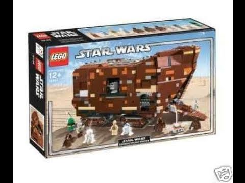 Lego Star Wars - Ultimate Collector's Series Reviews - 10144 Sandcrawler