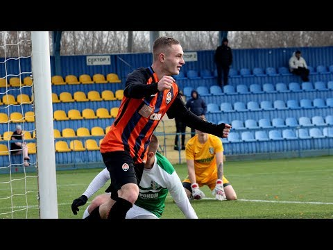 U21. Shakhtar 5-0 Oleksandriia. Highlights (16/11/2017)