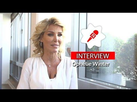 Ophélie Winter : Je ne veux faire que des trucs cons et drôles