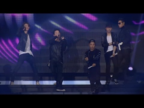 Bigbang - 'tonight' (from Yg Family World Tour 2014 -power- In Japan) video