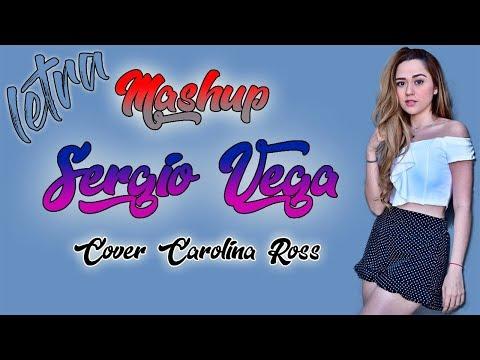 Disculpe usted y más - Mashup Sergio Vega LETRA (Cover Carolina Ross)
